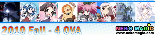 2010 Fall anime Part 4: OVA/OAD I