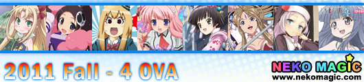 2011 Fall anime Part 4: OVA/OAD I