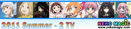 2011 Summer anime Part 2: TV anime II