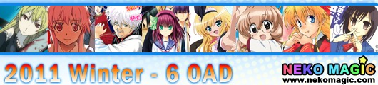 2011 Winter anime Part 6: OAD