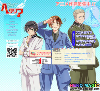 2013 Spring anime Part 9: OVA/OAD/SP III