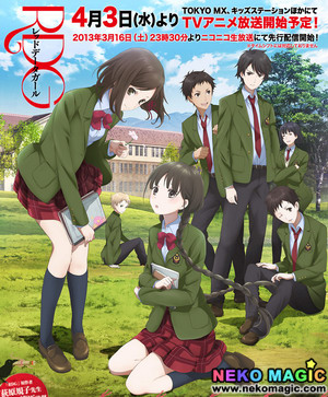 2013 Spring anime Part 1: TV anime I