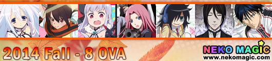 2014 Fall anime Part 8: OVA/OAD/SP III