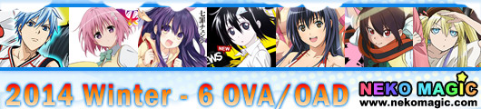 2014 Winter anime Part 6: OVA/OAD/SP I