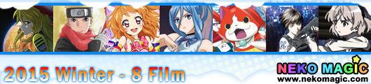2015 Winter anime Part 8: Film