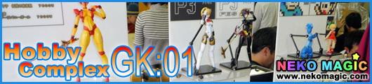 Hobby Complex GK01 Part 1: