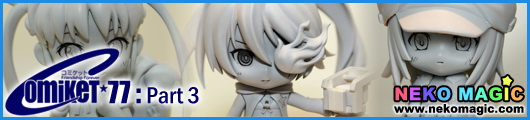 Comikiet 77: Part 3 In depth report: Nendoroid
