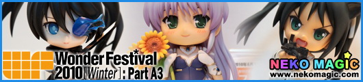 Wonder Festival 2010 [Winter] Part A3: Wonderful Hobby Life for You!! 11 (GSC & Max Factory 1)