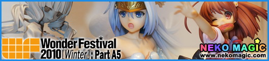 Wonder Festival 2010 [Winter] Part A5: Wonderful Hobby Life for You!! 11 (GSC & Max Factory 3)
