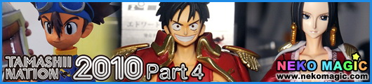 Tamashii Nation 2010 Part 04: It's the Arts IV