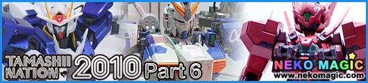 Tamashii Nation 2010 Part 06: Robot Mission II