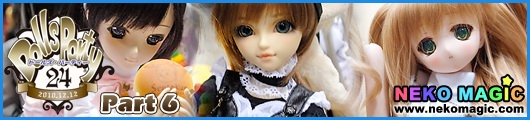 Dolls Party 24 Part 6: Official Dolls Party 24 After Reprot II