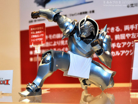 Wonder Festival 2012 [Winter]: Part 24 Kaiyodo, Hobby Stock, Surfers Paradise, Daiki Kougyou, Zigz Toy