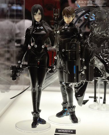 Wonder Festival 2012 [Winter]: Part 21 Chara Ani, Medicom Toy