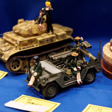 Wonder Festival 2012 [Winter]: Part C1 8 01 03 to 8 03 12