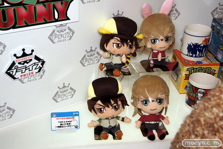 Banpresto Expo Part 2: Tiger & Bunny