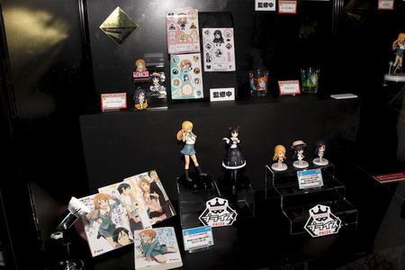 Banpresto Expo Part 7: Oreimo, Macross Frontier, Super Sonico, Higurashi no Naku Koro ni