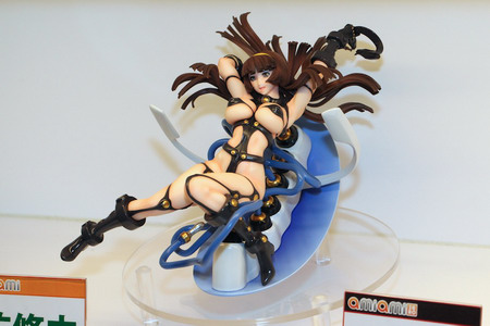 2013 Winter Hobby Maker Product Exhibition Part 7: Orca Toys, Amiami, Platz