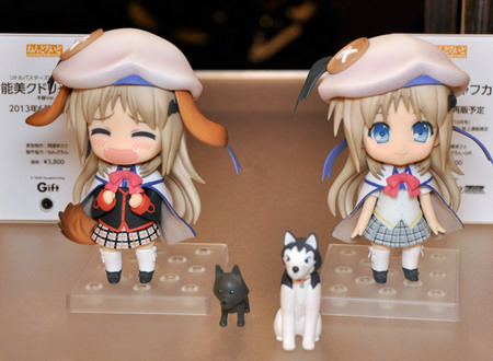 2013 Winter Hobby Maker Product Exhibition Part 3: FREEing, Gift, Wing, Penguin Parade, Hobby Stock