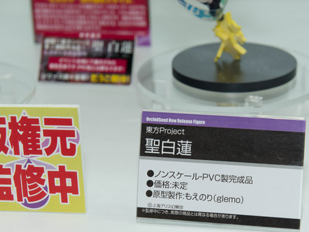 Wonder Festival 2013 [Winter] Part A22: Orchidseed I