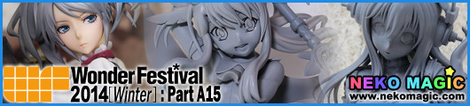 Wonder Festival 2014 [Winter] Part A15: WHL4U PVC figure II
