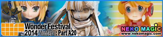 Wonder Festival 2014 [Winter] Part A20: WHL4U Others