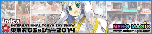 International Tokyo Toy Show 2014 Index