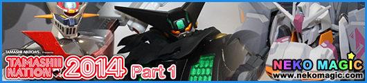 Tamashii Nation 2014 Part 1: ROBO Hero