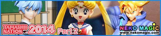 Tamashii Nation 2014 Part 2: Japan Hero I