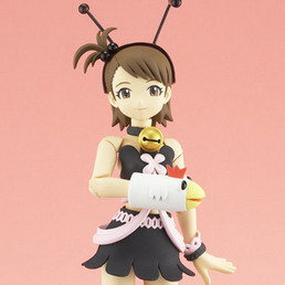 THE iDOLM@STER Futami Ami Fraulein Revoltech 007 action figure by Kaiyodo
