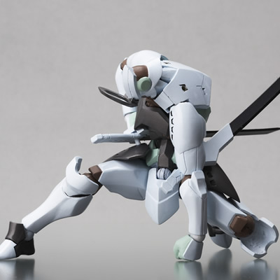 Tengen Toppa Gurren Lagann Revoltech Yamaguchi No.60 Enki action figure by Kaiyodo