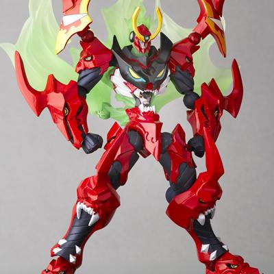 Tengen Toppa Gurren Lagann Revoltech Yamaguchi No.62 Gurren Lagann action figure by Kaiyodo