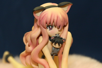 Zero no Tsukaima Nekomimi Louise non scale PVC Figure by Jun Planning