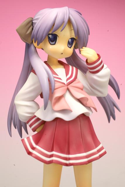 Lucky Star Hiiragi Kagami 1/8 PVC figure by Clayz