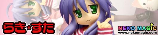 Lucky Star Izumi Konata 1/8 PVC figure by Clayz