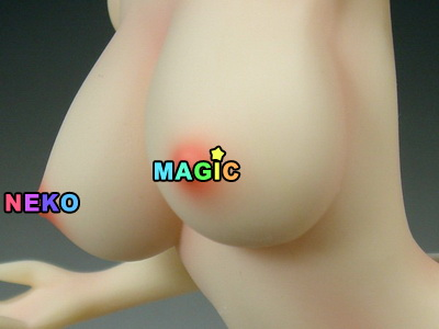 Nitro Super Sonic Super Sonico Valentine Ver. 1/7 PVC figure by Orchidseed