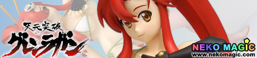 Tengen Toppa Gurren Lagann Yoko Ritona swimsuit version 1/8 PVC figure by WAVE