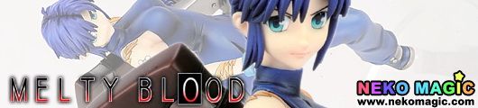 Melty Blood  Re.ACT  Ciel Battle Dress Ver. 1/7 PVC figure by ebCraft