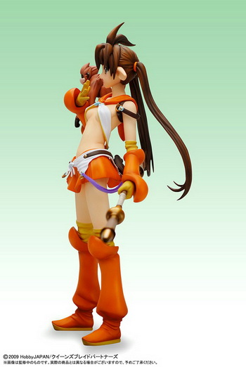 Queens Blade the Guardian of Forest Nowa 1/7 PVC figure by R line Griffon Enterprises