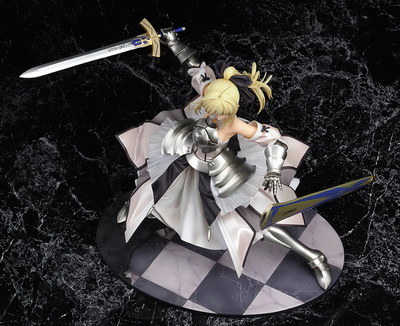 Fate/Unlimited Codes Saber Lily ~Distant Avalon~ 1/7 PVC figure by Good Smile Company