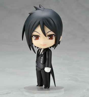 Kuroshitsuji Sebastian Michaelis Nendoroid No.68 action figure by Good Smile Company