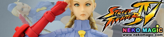 Final Fight Capcom Girl Collection Cammy 1/6 PVC figure by Yamato