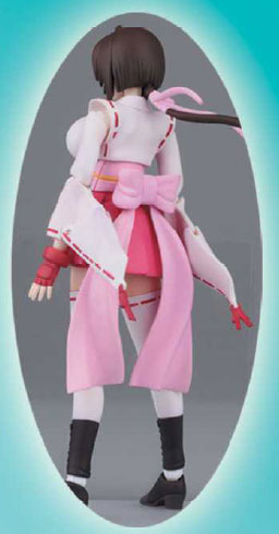 Sekirei Musubi SRDXD action figure by Yujin