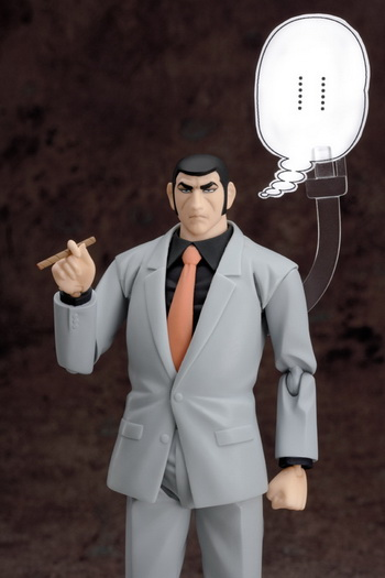 Golgo 13 figma 042 action figure by Max Factory