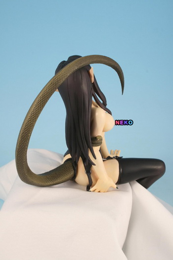 Kagehara Hanzo original character Eris (Darkness Black) 1/7 PVC figure by Tight rope