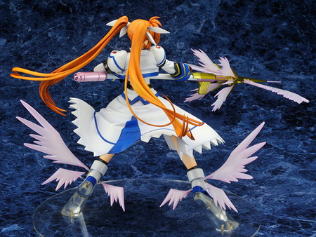 Magical Girl Lyrical Nanoha Strikers Takamachi Nanoha Exceed Mode 1/7 PVC figure by Alter