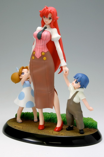 Tengen Toppa Gurren Lagann Yomako Sensei 1/8 PVC figure by WAVE