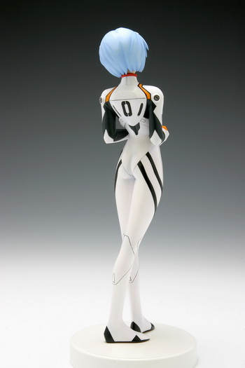 Evangelion 2.0 You can (not) Advance   Ayanami Rei Plug Suit Ver. 1/10PVC figure by WAVE