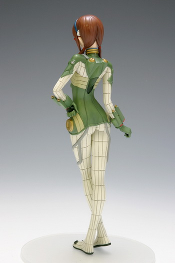 Evangelion 2.0 You can (not) Advance   Makinami Mari Illustrious Plug Suit Ver. 1/10PVC figure by WAVE
