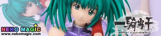 Ikkitousen (Dragon Destiny) Ryofu Housen China Dress Ver. 1/7 PVC figure by R line Griffon Enterprises